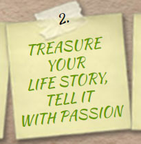 Your life story is your greatest asset in attracting clients