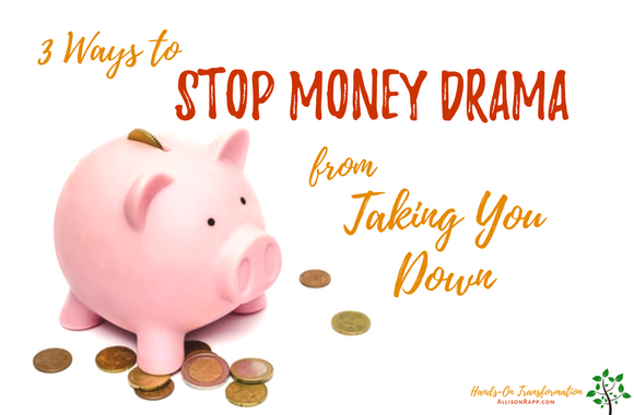 Money drama can ruin your practice and your life